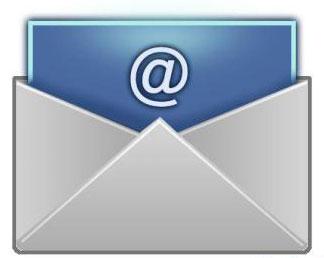 邮件找回密码