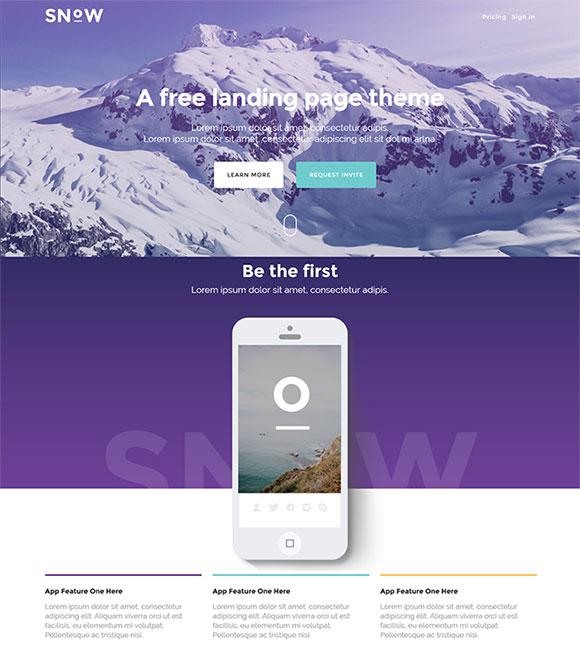 紫色官方网站模板