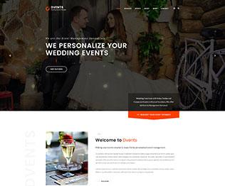 广告策划网站模板