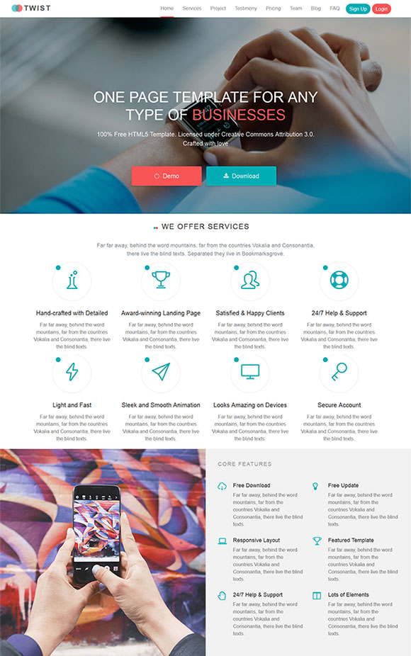 iwatch苹果手表网站模板
